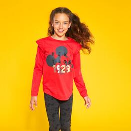 Camiseta Manga Larga Mickey