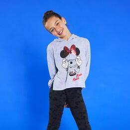 Camiseta Con Capucha Minnie
