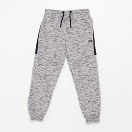 Pantalón Jogger Silver London Junior