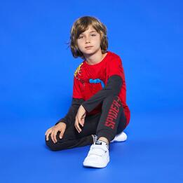 Pantalón Jogger Spiderman