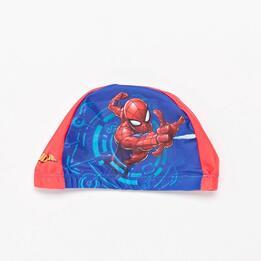Gorro Natación Spiderman Niño