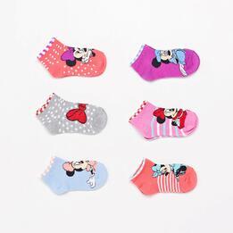 Calcetines Cortos Mickey & Minnie