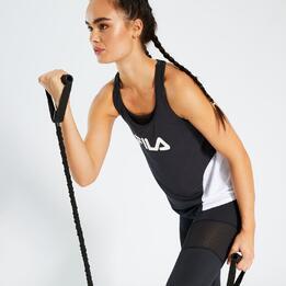 Camiseta Fitness Fila Thalia