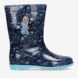 Botas Agua Elsa Frozen Niña