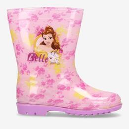 Botas Agua Princesa Bella