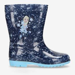 Botas Agua Elsa Frozen