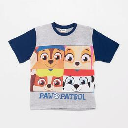 Camiseta Patrulla Canina Niño