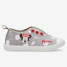Zapatillas Lona Minnie