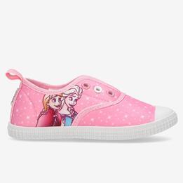 Zapatillas Lona Frozen