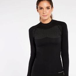 39853e0c314b9 de mujer Ropa Sprinter mujer térmica Camiseta térmica fvgcw