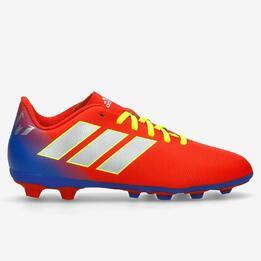 new arrival 89f91 835bd adidas Nemeziz Messi 18.4 FG Niño