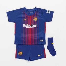 Equipación FC Barcelona Bebé