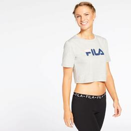 Camiseta Top Crop Fila Eagle