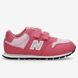 new balance niños 373 roja