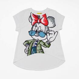 Camiseta Minnie 95307e4009312