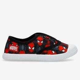 Zapatillas Lona Marvel 7edda326112ba