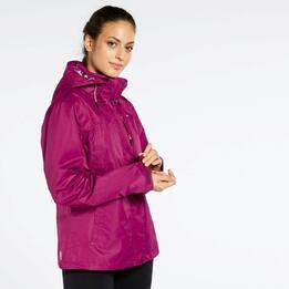 ... chaquetas deportivas para mujer. Anorak Montaña Boriken d9b206de461b2