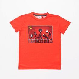 Camiseta Los Increíbles Junior
