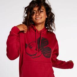 Rojo Sudaderas Nike Moda Para Mujer Venta Online