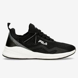 64950abc0e Zapatillas Negras mujer | Deportivas Negras mujer | Sprinter