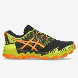 trail running hombre asics