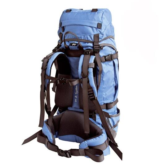 Mochila Montaña ALTUS MONTBLANC 50 Azul