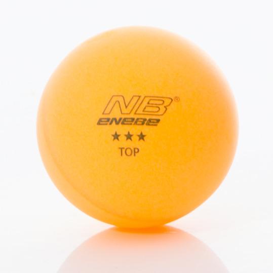 Pelotas Ping Pong *** ENEBE 40MM Naranja