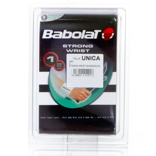Muñequera BABOLAT Tenis STRONG WRIST