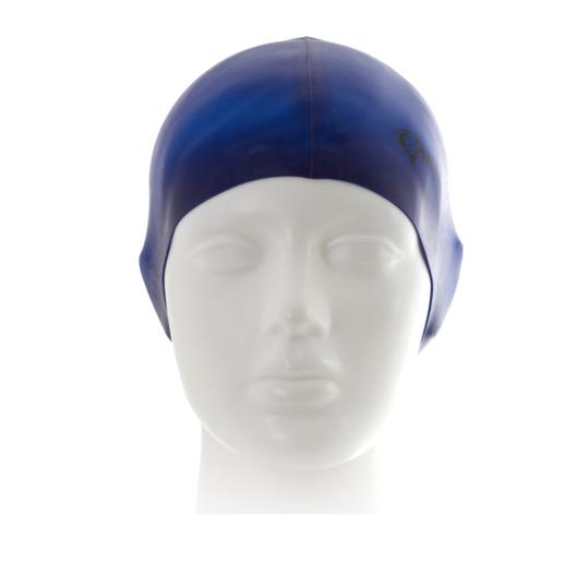 Gorro PARAQUA Natación Silicona en azul