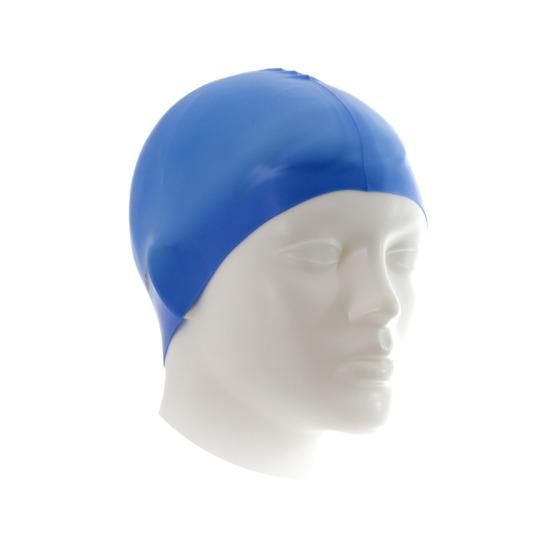 Gorro PARAQUA Natación de Silicona en azul