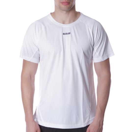Camiseta SILVER TEAM Hombre en Blanco