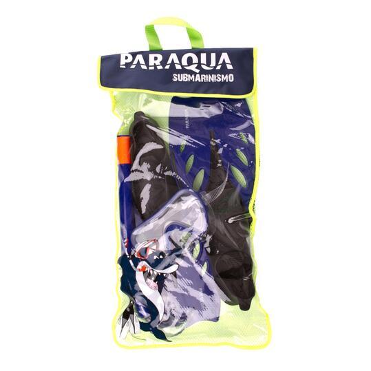 PARAQUA Kit Buceo Marino Niño