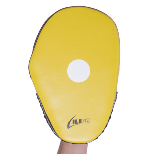 Patas de Oso Boxeo ÍLICO Amarillo