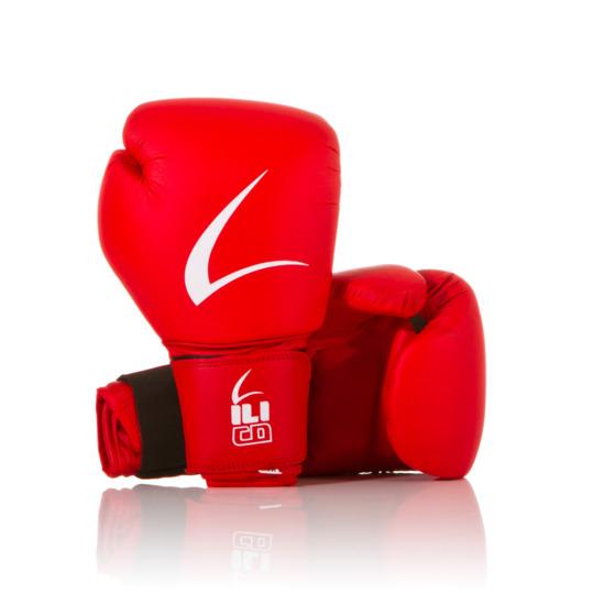 Guantes Boxeo ILICO Rojo