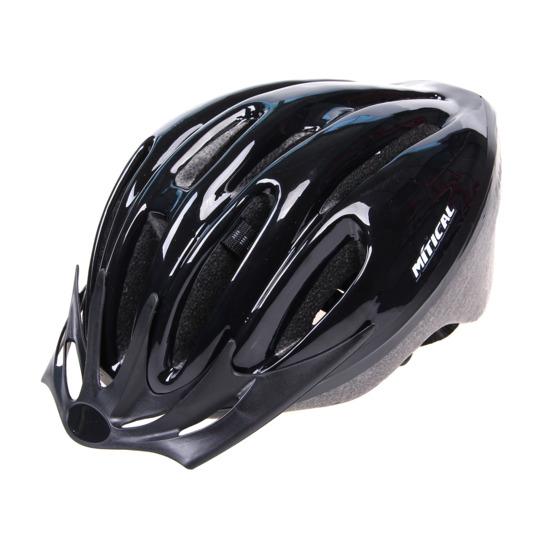 Casco Ciclismo MÍTICAL LINUX Negro Hombre