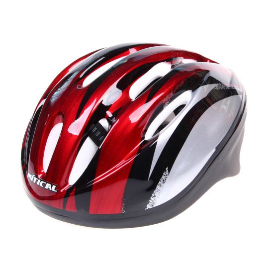 Casco Ciclismo MÍTICAL REBEL Rojo Niño
