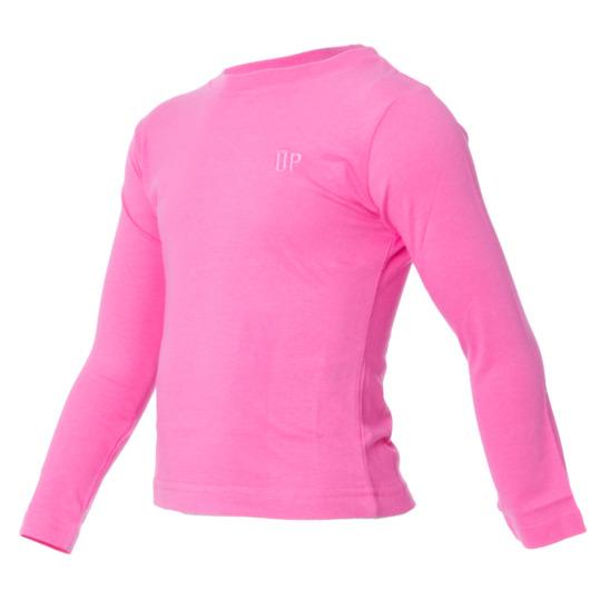 Camiseta UP Rosa Niña (2-8)