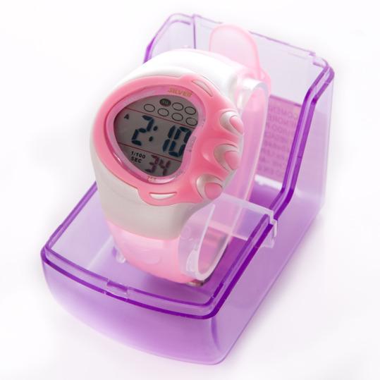 Reloj Sumergible SILVER Rosa Mujer