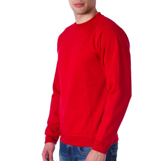 Sudadera UP Felpa Hombre en color Rojo