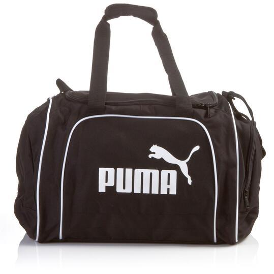 Bolsa PUMA Deporte Pequeña en color Negro