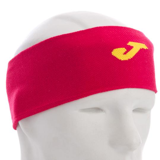 Cinta Tenis JOMA Rojo-Amarillo