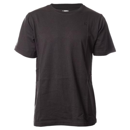 Camiseta Manga Corta UP Negra Niño