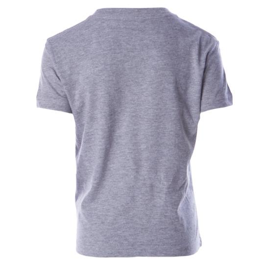 Camiseta Manga Corta UP Gris Niño (2-8)