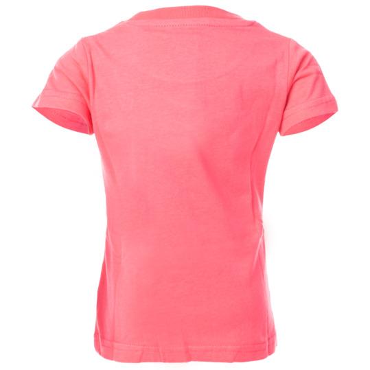 Camiseta Manga Corta UP Coral Niña (2-8)