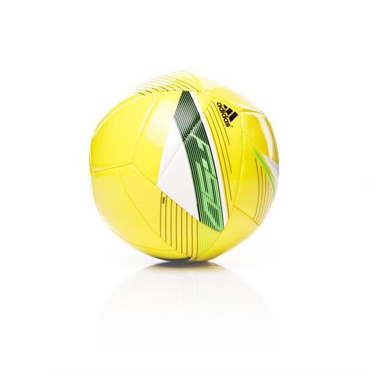 Minibalón marca Adidas en color Amarillo
