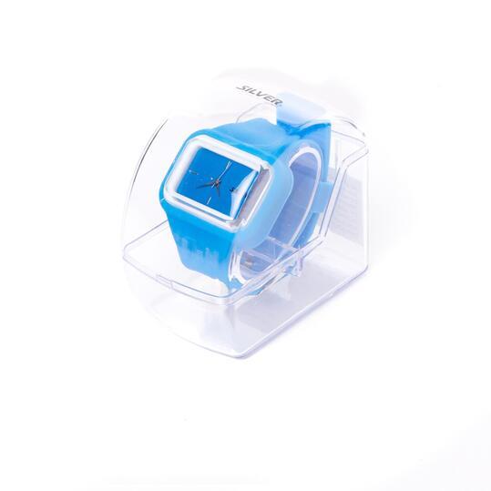 Reloj SILVER en color azul