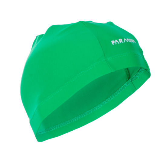 Gorro PARAQUA Piscina Adulto en verde