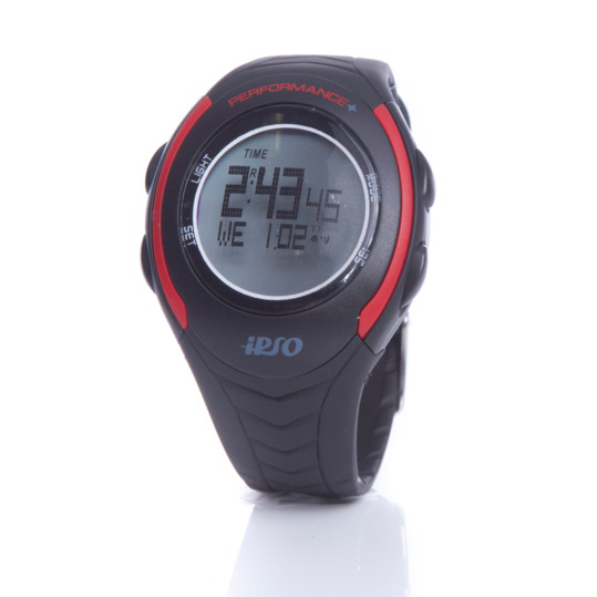 Reloj Ipso Cronómetro, Pulsómetro y Calorías