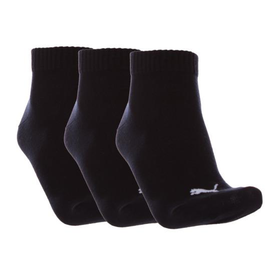 Calcetines Tobillero PUMA Negro