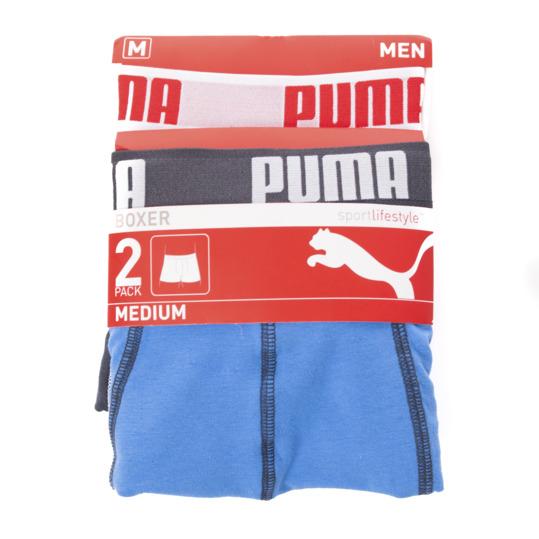 Boxer PUMA Azul Hombre
